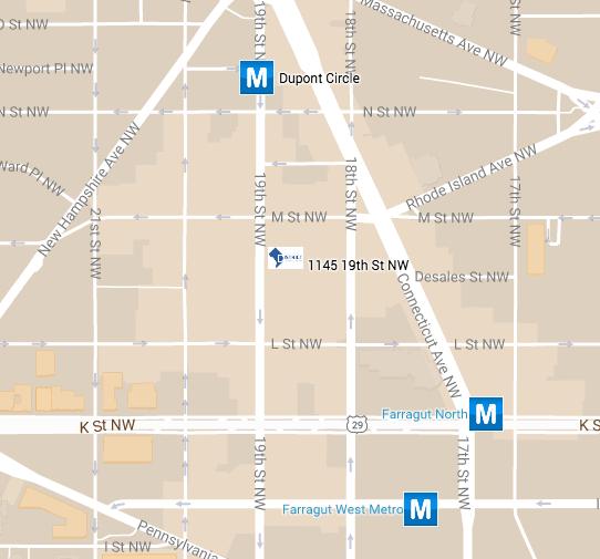 Dental office in Washington, DC, near Dupont Circle, Logan Circle, Downtown, Farragut Square